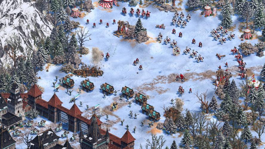 10 августа выйдет второе дополнение для Age of Empires II: Definitive Edition — с чехами и поляками