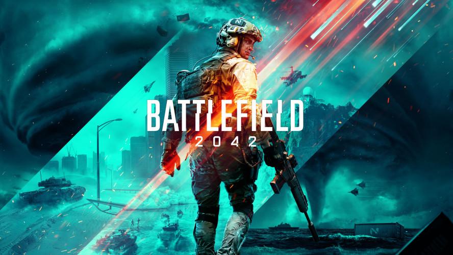Анонс Battlefield 2042 — с самыми большими картами в серии, где сразятся до 128 игроков