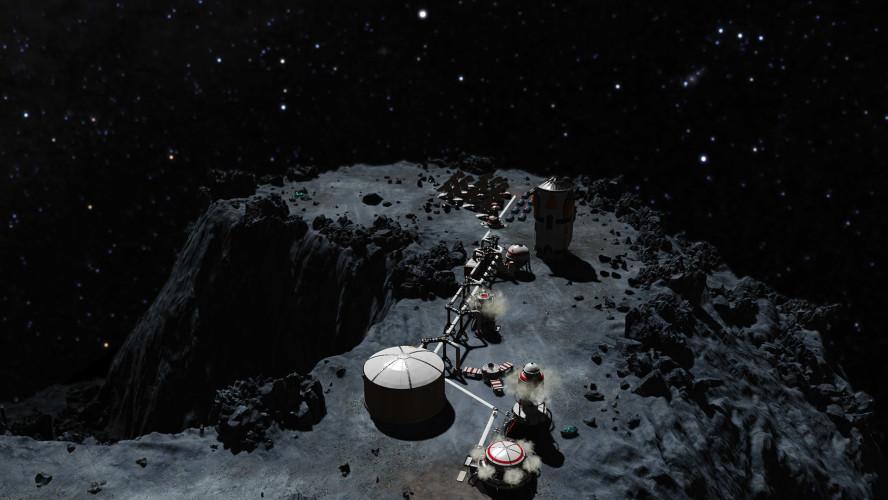 7 сентября Surviving Mars получит дополнение Below and Beyond, где вы отправитесь в подземный мир планеты