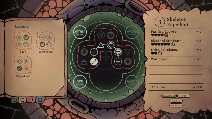 Анонс Potion Tycoon — симулятора управления алхимической лавкой