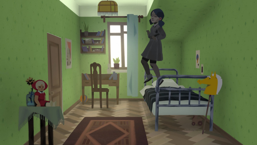 Torn Away — российская игра об ужасах Второй мировой глазами ребёнка