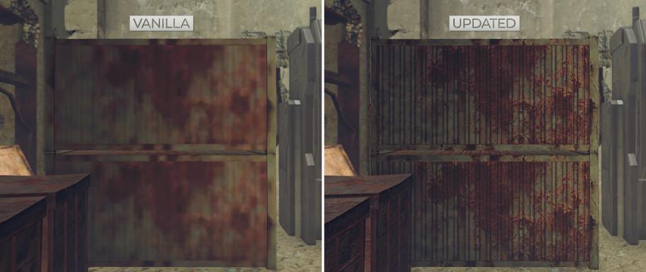 Фанат выпустил финальную версию набора HD-текстур для NieR: Automata