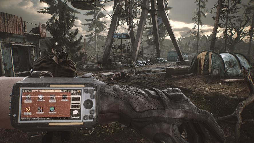 PIONER — постапокалиптический MMO-шутер на советском острове