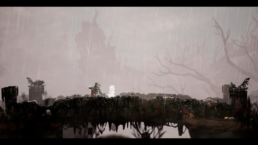 Ender Lilies: Quietus of the Knights — метроидвания, напоминающая «соулслайк» Salt and Sanctuary