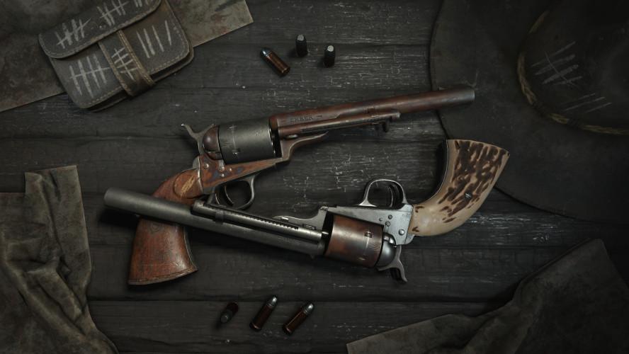 Револьверы детям не игрушка! Hunt: Showdown получила дополнение The Kid