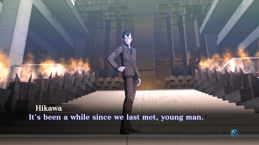 «Перерождение мира» — сюжетный трейлер и скриншоты Shin Megami Tensei III Nocturne HD Remaster
