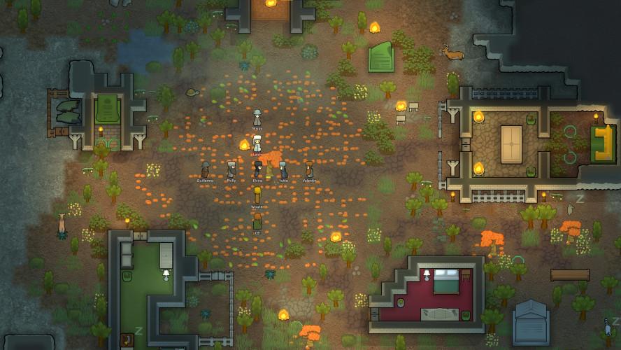 RimWorld получит крупное обновление с загонами для животных и DLC, которое добавит в игру идеологии