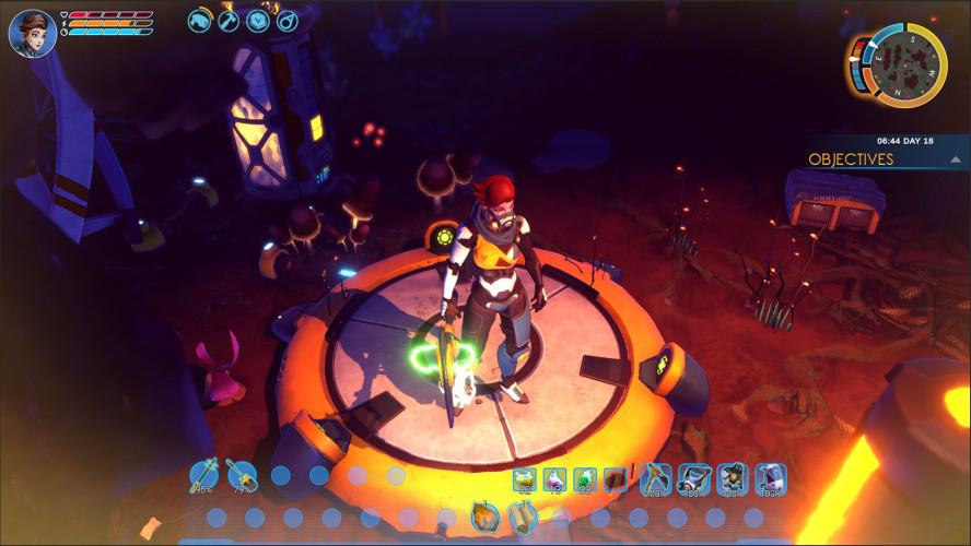 В раннем доступе Steam стартовал научно-фантастический «выживач» Beyond Contact