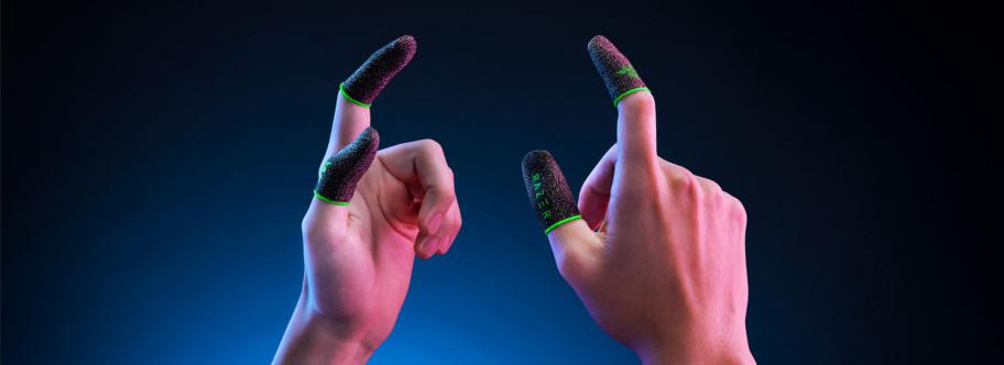 Razer представила игровые напальчники