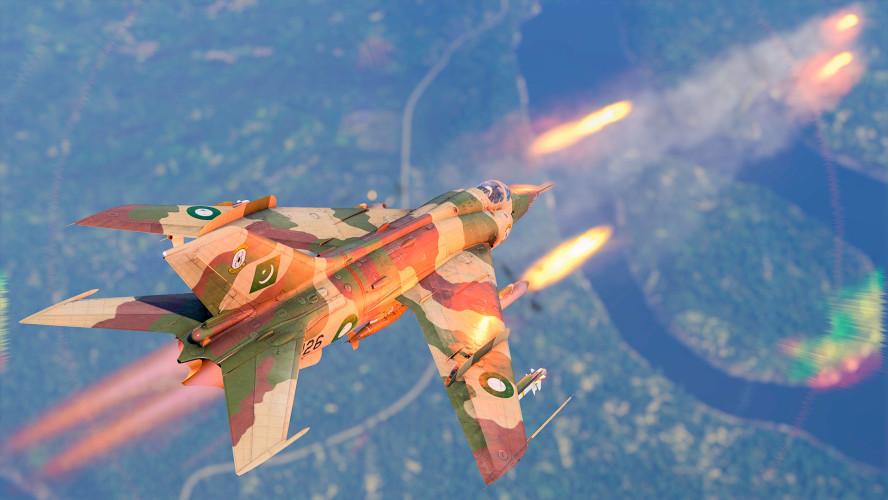 Крупный апдейт для War Thunder ударит «Точно в цель», добавив свежую технику и корабельную систему управления огнём