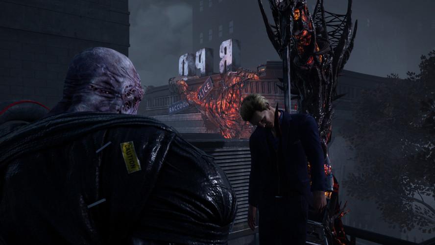 В Dead by Daylight начался кроссовер с Resident Evil