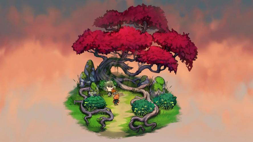 Beacon Pines — одновременно милое и жуткое приключение, где вы играете за героя сказки и её читателя