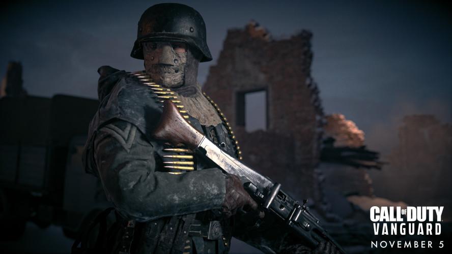 Анонс Call of Duty: Vanguard — про Вторую мировую и с Восточным фронтом. Релиз — 5 ноября