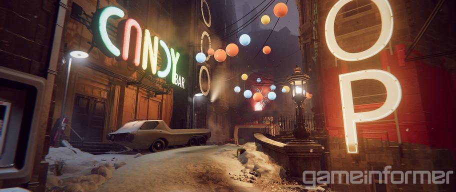 Новые скриншоты и арты из Deathloop