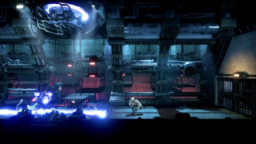 В Steam появилось новое демо F.I.S.T.: Forged In Shadow Torch — дизельпанковой метроидвании про кролика с вот такенным кулаком