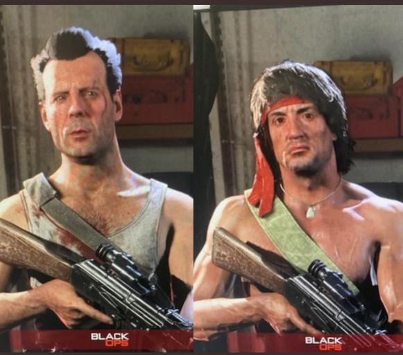 20 мая в Call of Duty: Warzone и Black Ops Cold War «Крепкому орешку» пустят «Первую кровь»