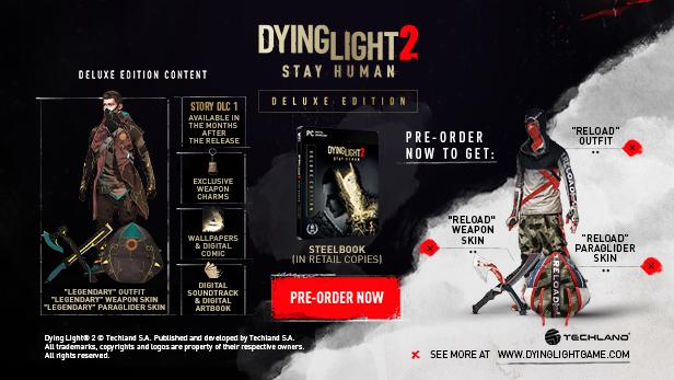 Dying Light 2: геймплей, релиз 7 декабря и старт предзаказов