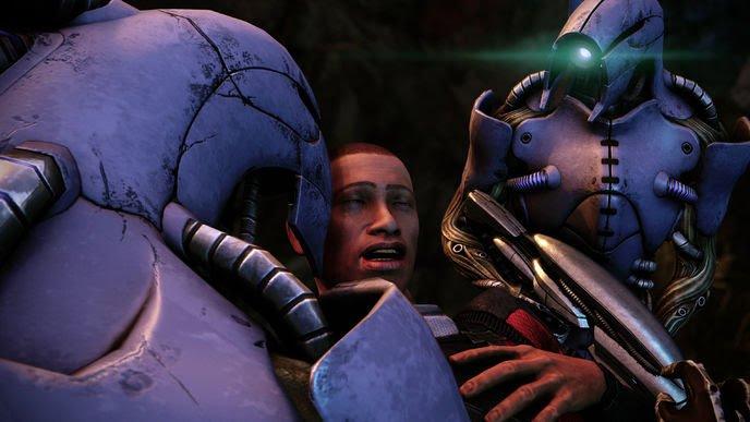 Mass Effect Legendary Edition: перевод отчета Digital Foundry