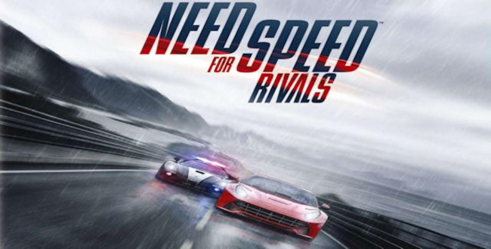 NFS Rivals (Закрыл Гештальт)