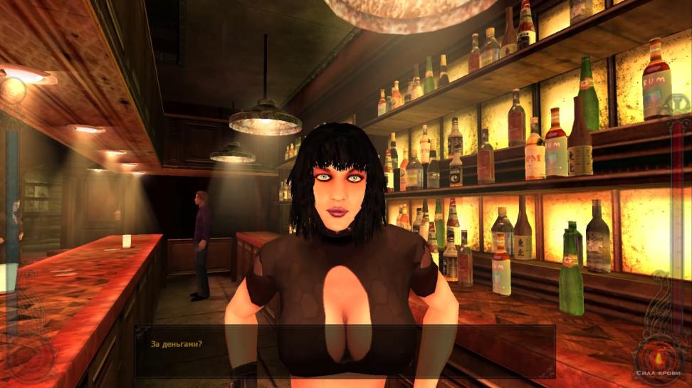 Жестокость и секс в старых играх. Раньше было можно?