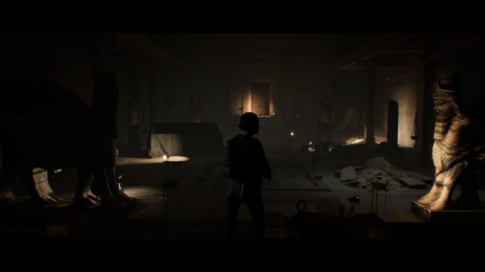 The Dark Pictures: House of Ashes: Превью попресс-версии