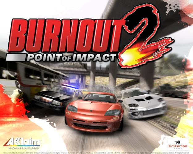 История серии Burnout