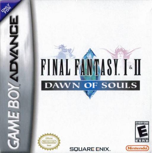 Первые Final Fantasy на GBA