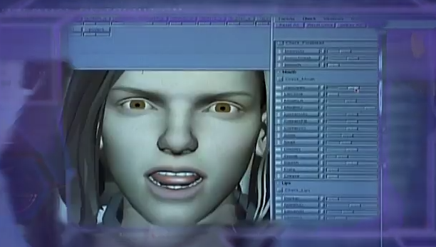 Система лицевой анимации Square Pictures