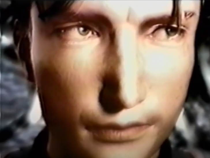 Кадр из Final Fantasy: Grey Project