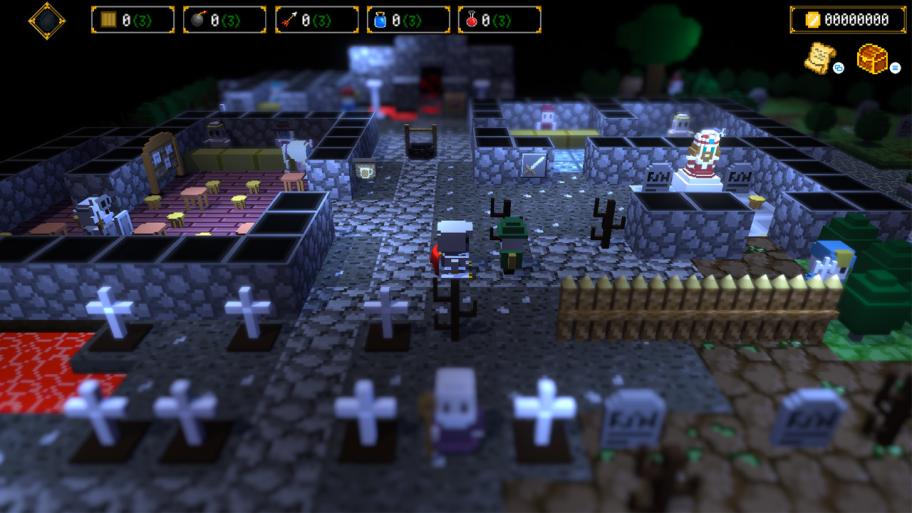 Просто стащил состраницы вмагазине— нормальный игровой кадр «деревни-хаба».