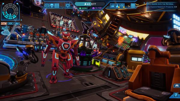 Кстати, боевые роботы накосмической базе— необходимость, анероскошь<br>