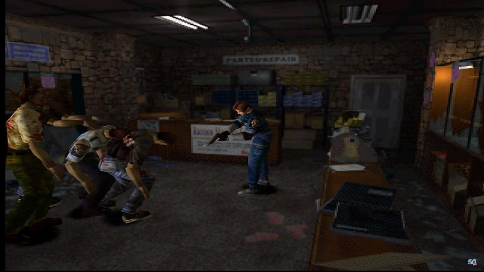 Resident Evil 2: 1998 год