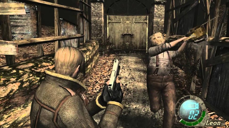 Resident Evil 4: 2005 год
