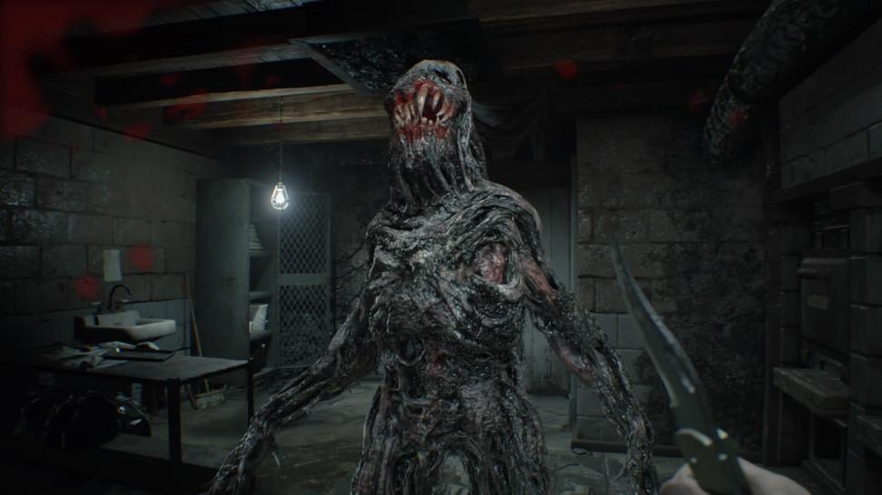Вспоминаем Resident evil 7 спустя 4 года.