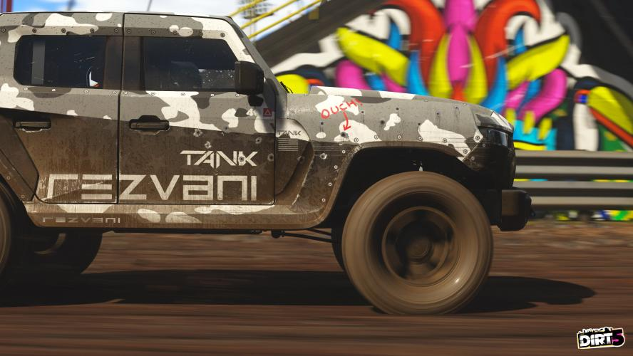 20 июля для DiRT 5 выйдет крупнейшее обновление — с трассами, автомобилями и расширенной поддержкой «фич» PS5