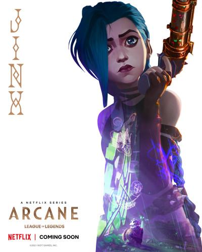 Актёрский состав «Аркейн» — анимационного сериала по League of Legends