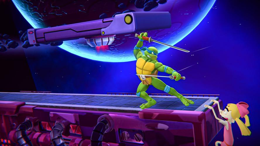 Губка Боб, Найджел Торнберри и черепашки-ниндзя выходят на битву — анонсирована Nickelodeon All-Star Brawl