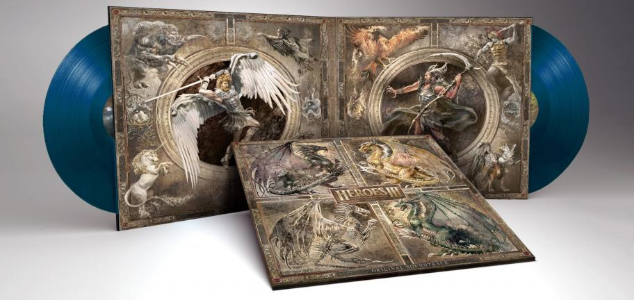 Саундтрек Heroes of Might and Magic III выпустят на виниловых пластинках