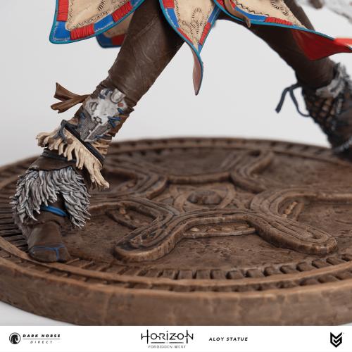 Открыт предзаказ на коллекционную фигурку Элой из Horizon Forbidden West в масштабе 1:6