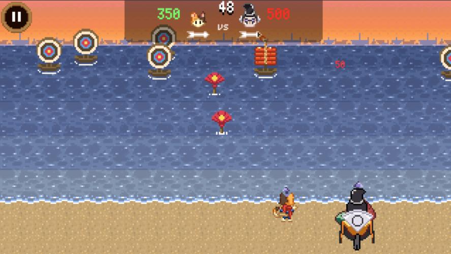 К началу Олимпиады в Токио Google подготовила дудл-игру в стиле пиксельной RPG