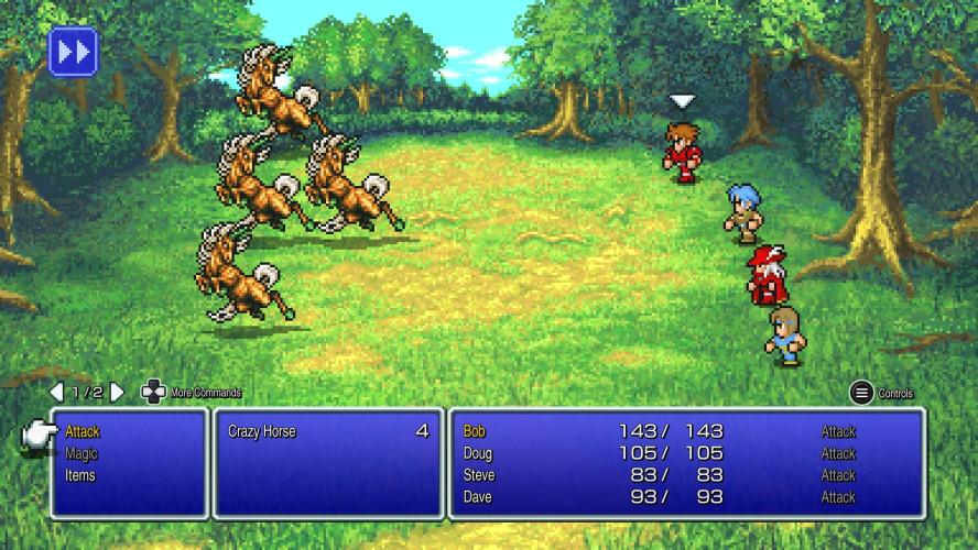 Запуск 2D-ремастеров Final Fantasy не обошёлся без проблем — пользователи жалуются на нечитаемый шрифт