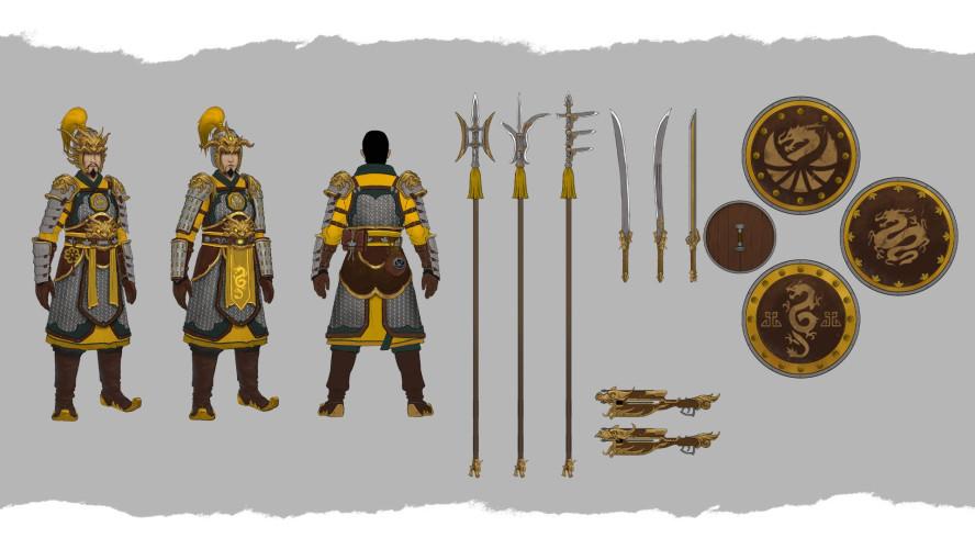 Трейлер фракции Великий Катай в Total War: Warhammer III