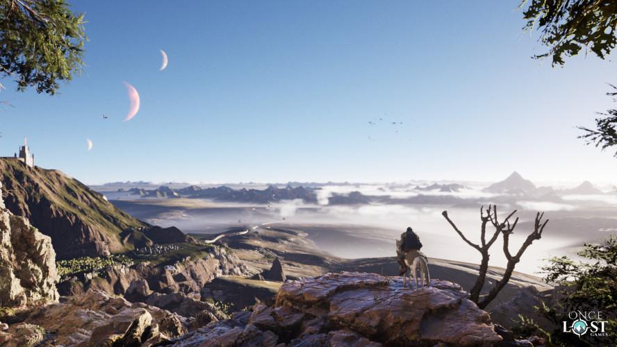Тизер The Wayward Realms — RPG от разработчиков TES: Arena и Daggerfall