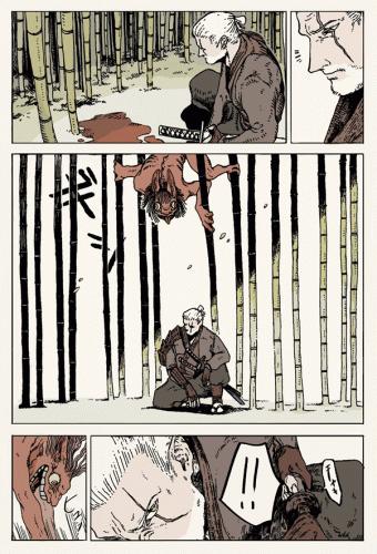 Геральт отправляется в древнюю Японию — анонсирована манга по «Ведьмаку»