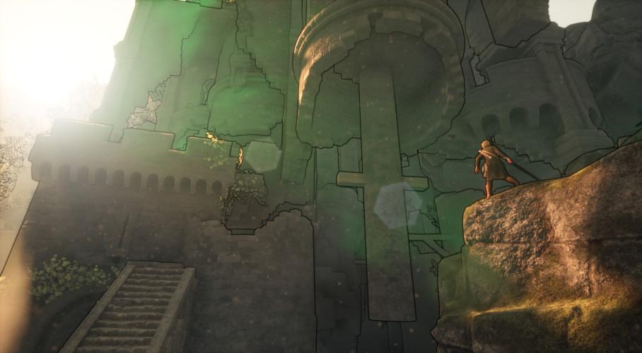Анонс Dream Cycle — экшена от создателя Лары Крофт