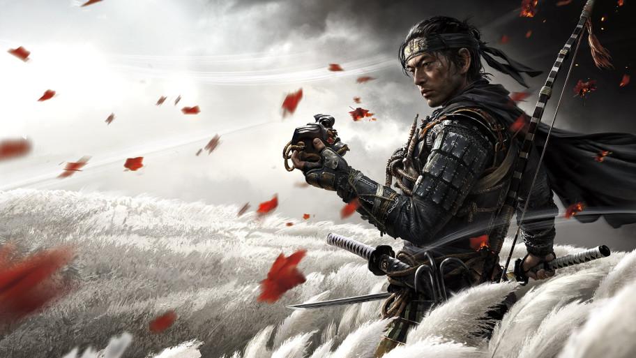 Приключенческий боевик Ghost ofTsushima продавался быстрее всех остальных франшиз Sony.