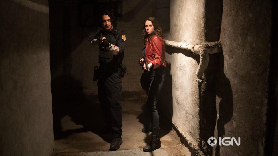 Первые кадры фильма Resident Evil: Welcome to Raccoon City
