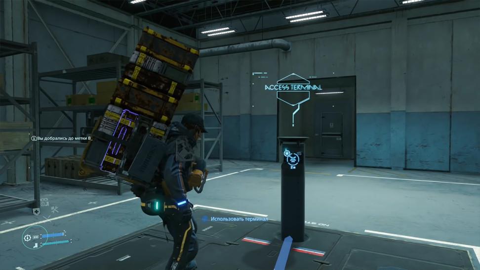 Чтобы перенести сохранения Death Stranding с PS4 на PS5, придётся прогуляться