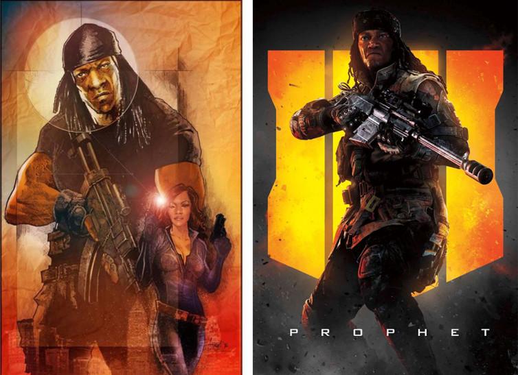 Рестлер подал в суд на Activision из-за персонажа Black Ops 4 и проиграл
