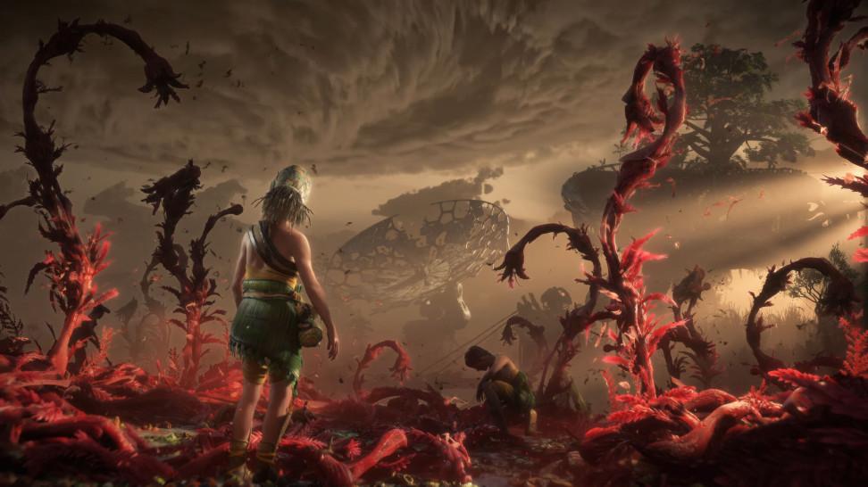 Новые детали о Horizon Forbidden West: про отличия геймплея и разницу с пастгеном